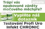 Testov�n� Profi Uro Infekt CHRONIC