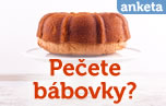 Anketa: Pečete bábovky?