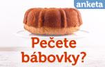 Anketa: Pečete bábovky?