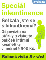 Anketa: Speci�l inkontinence