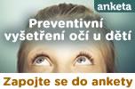 Preventivn� vy�et�en� d�t�