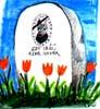 Hřbitov pro malá domácí zvířata je prvním podobným hřbitovem v Evropě.