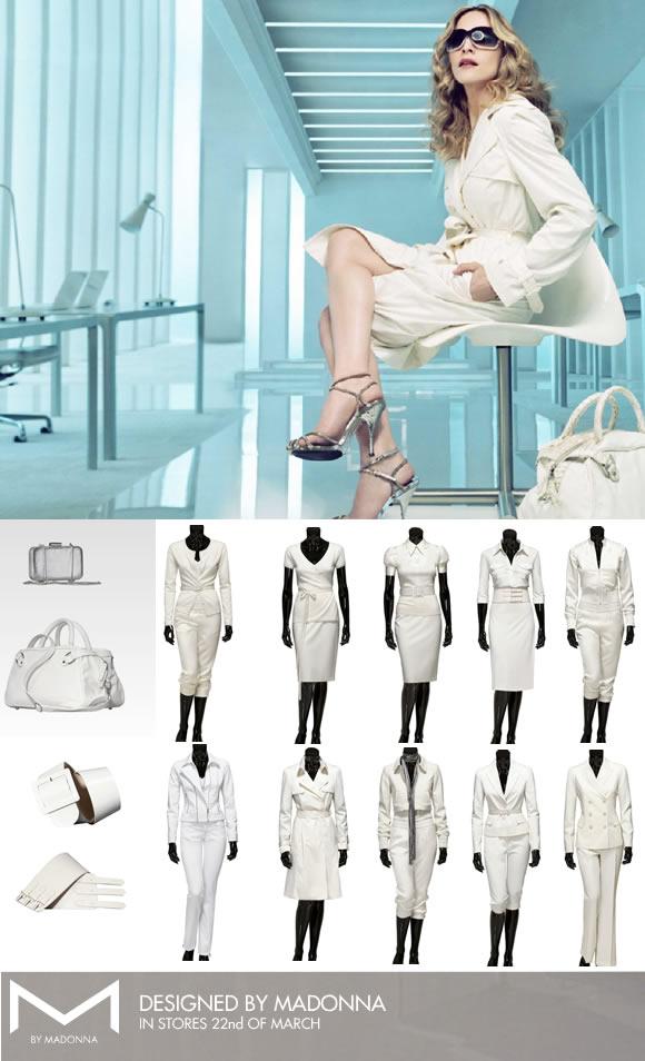 ccf3fba291b ŽENA-IN - Madonna fušuje návrhářům do řemesla