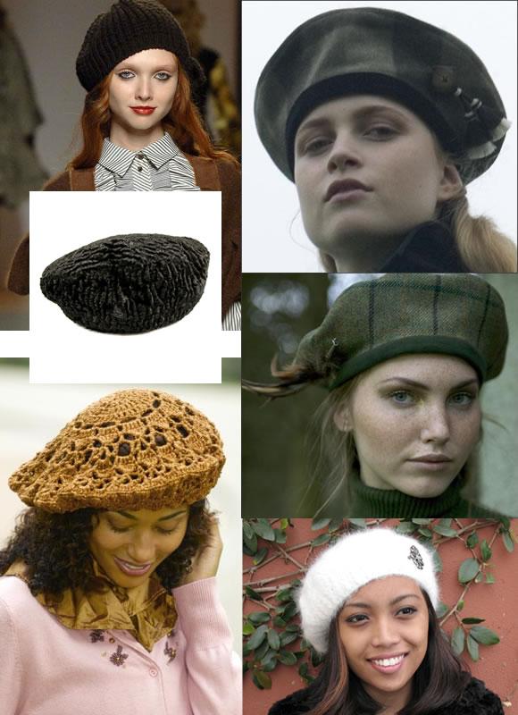 ŽENA-IN - Žena v baretu vzbuzuje respekt 55a86a014c