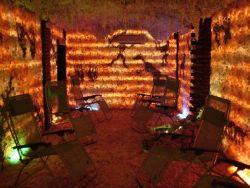 Interiér jeskyně