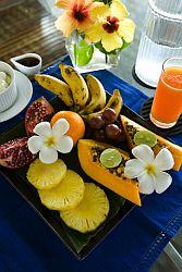Lidé na Srí Lance pravidelně konzumují velké množství ovoce