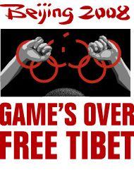 Hra skončila-osvoboďte Tibet!
