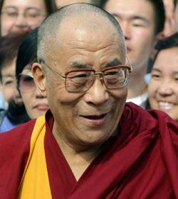 Jeho svatost dalajlama