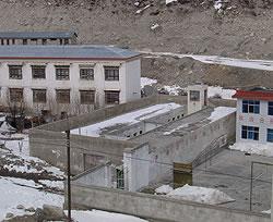 Věznice pro Tibeťany v Nyalamu