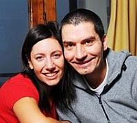 Irena Neffová a její manžel