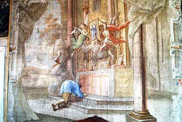 Legenda o mariánském obraze