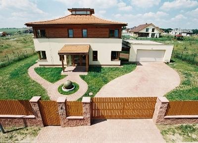 Dům postavený podle Feng - šuej
