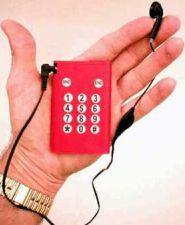Jednorázový mobil