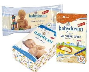 Série výrobků Babydream