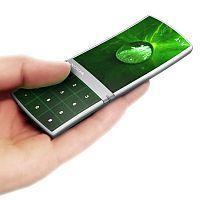 Mobilní telefon budoucnosti.