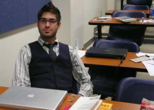 Univerzitní student