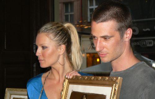 Simona Krainová a Tomáš Ďurňák