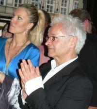 Simona a fotograf Robert Vano.