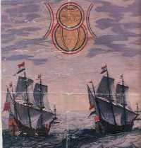 Holandsko rok 1660