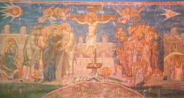 Freska rok 1350