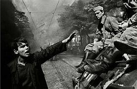 Josef Koudelka: Invaze �68