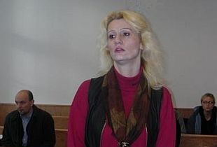 Jaroslava Fabiánová se u soudu hájila, že je nevinná