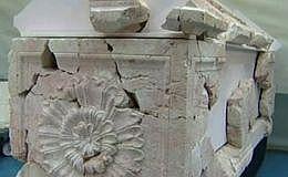 Unikátní objev - hrobka Herodovy ženy
