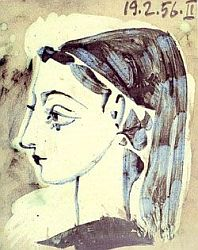 Pablo Picasso: Jacqueline
