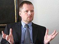 Rektor Petr Fiala