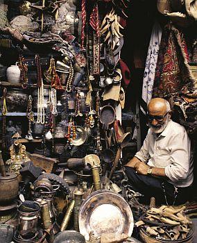 Turecký fenomén: bazar