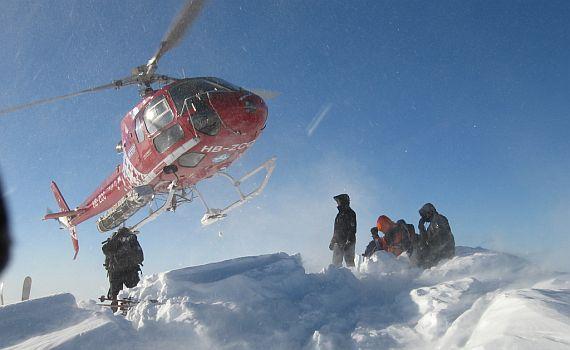 Dobrodružné lyžování