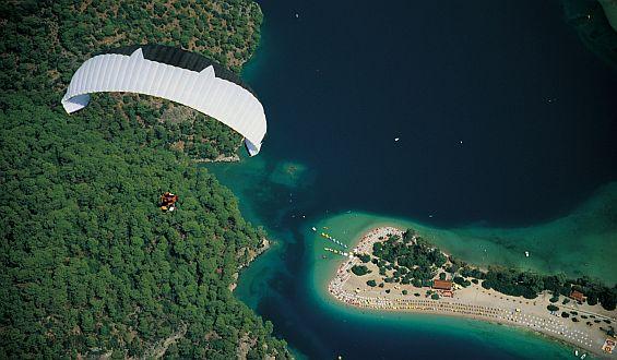 Jejda! Paragliding!