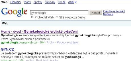 Uděla mi to gynekolog.