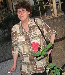 Hercova dcera Tatiana Jandourková