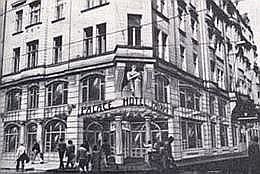 Hotel Palace, Praha