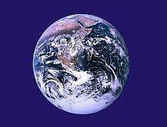 Den Země - vlajka