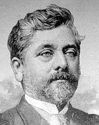 Architekt Gustav Eiffel