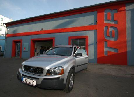 autoservis T6R