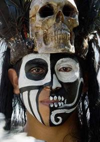mayas mask