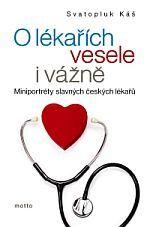 Titul knihy O lékařích vesele i vážně