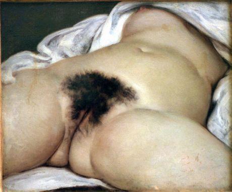 Gustave Courbet, L´Origine du monde (1866)