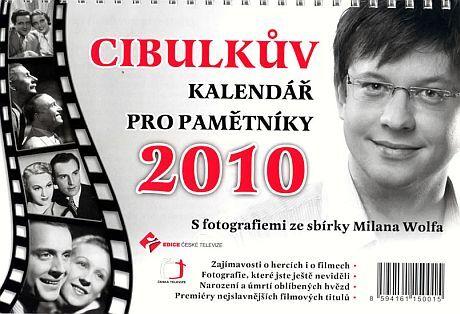 Kalendář 2010 z dílny Aleše Cibulky