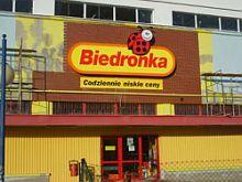 Polský supermarket