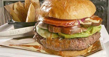 TOP 3 burger