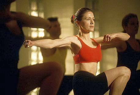 Při cvičení nezapomínejte na podprsenku
