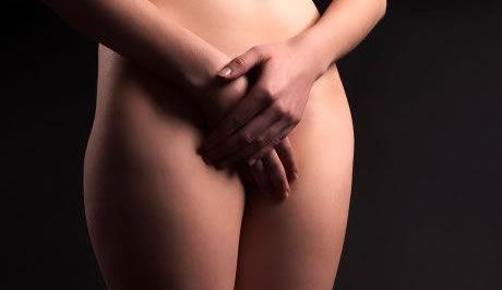 Horká mokrá vagina