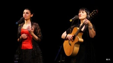 Two Voices, Adlerová, Rychterová