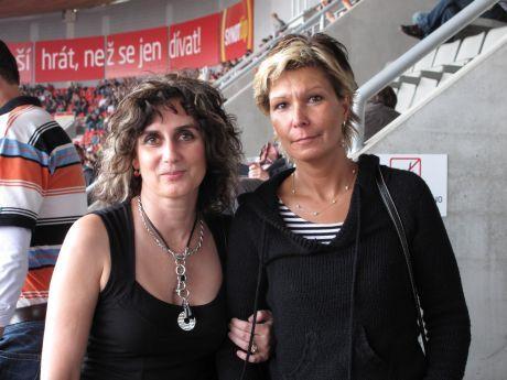 Kl�ra K��ov�, Zuzka Sommerov�