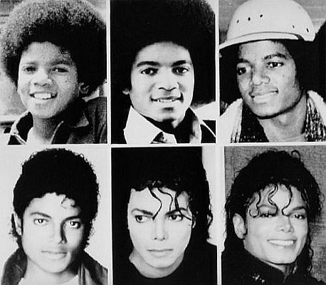 Michael Jackson ...tak šel čas