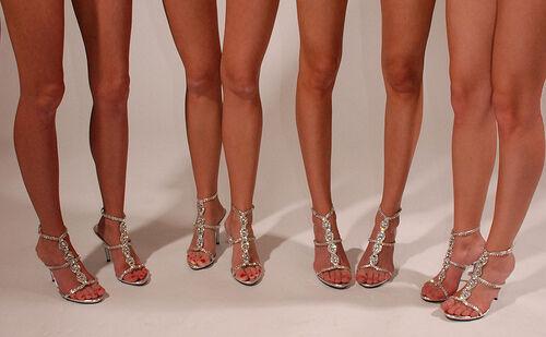 Ploché nohy